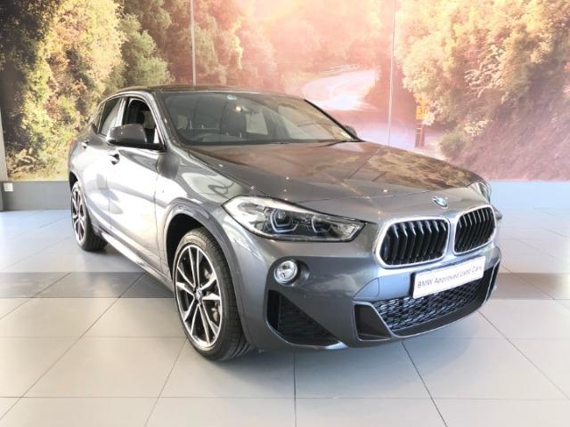 2019 BMW X2 sDRIVE20d M SPORT A/T (F39)