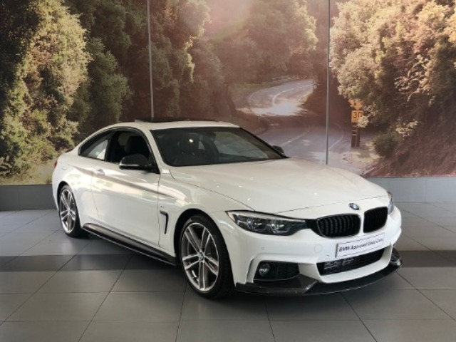2018 BMW 420D COUPE M SPORT A/T (F32)