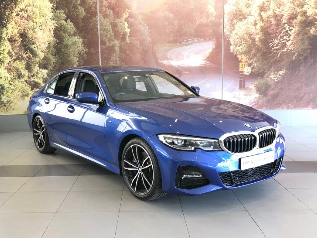 2019 BMW 330i M SPORT LAUNCH EDITION A/T (G20)