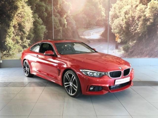 2019 BMW 420D COUPE M SPORT A/T (F32)
