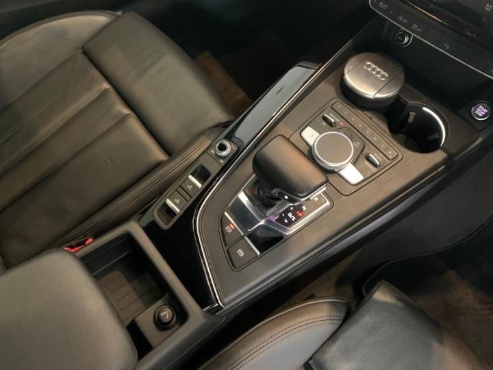 2017 AUDI A5 2.0T FSi CABRIOLET SPORT STRONIC