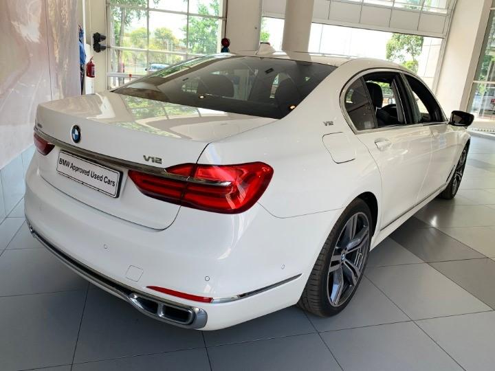 2018 BMW M760 Li xDRIVE (G12)