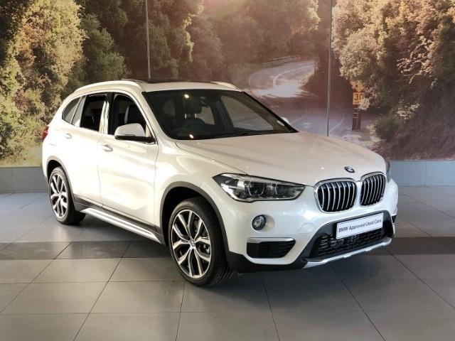 2018 BMW X1 sDRIVE20d xLINE (F48)