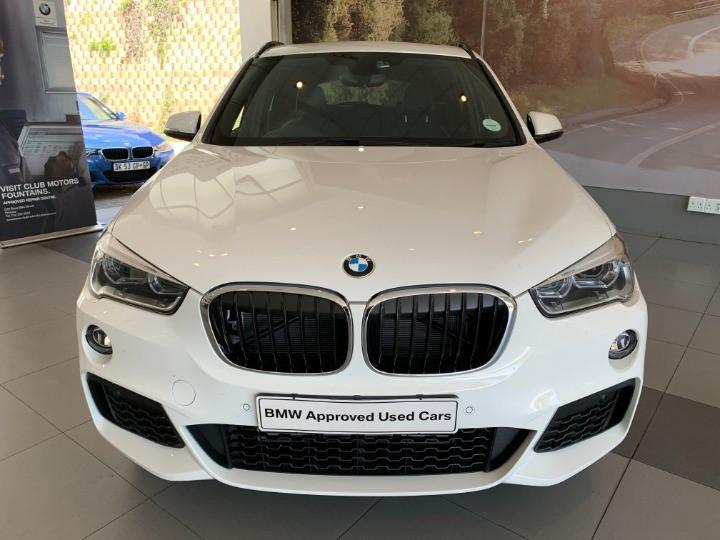 2019 BMW X1 xDRIVE20d M SPORT A/T (F48)