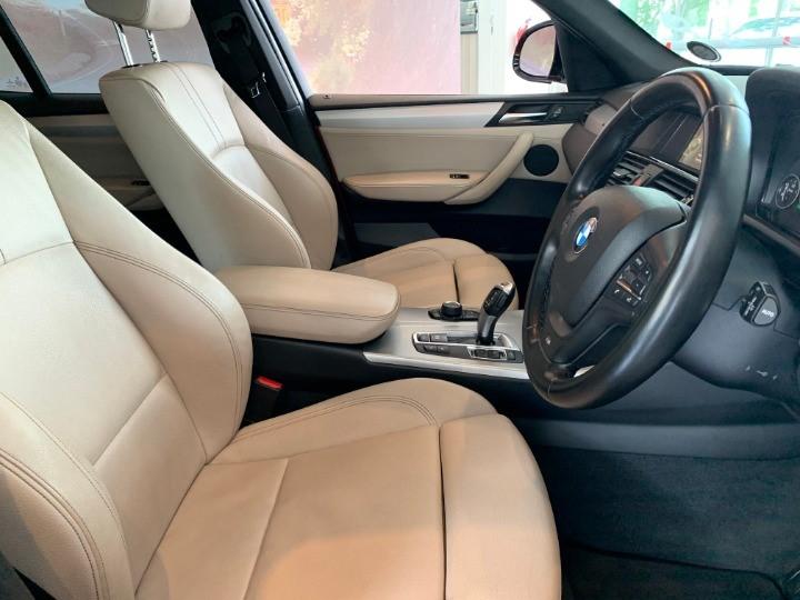 2015 BMW X3 xDRIVE20d M SPORT A/T (F25)