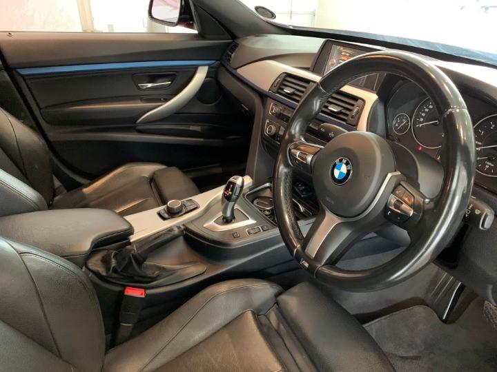 2016 BMW 320i GT M SPORT (F34)