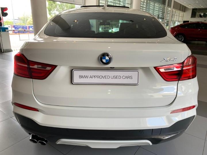 2017 BMW X4 xDRIVE30d M SPORT