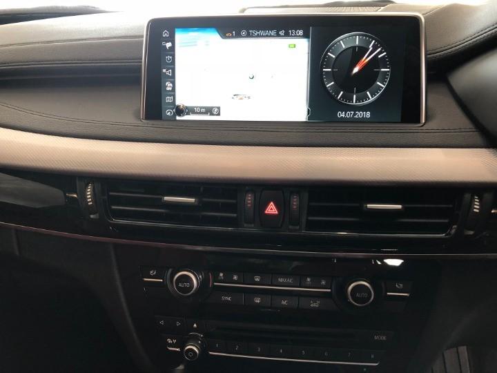 2018 BMW X6 xDRIVE40d M SPORT (F16)