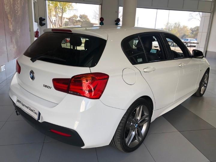 2018 BMW 120i M SPORT 5DR A/T (F20)