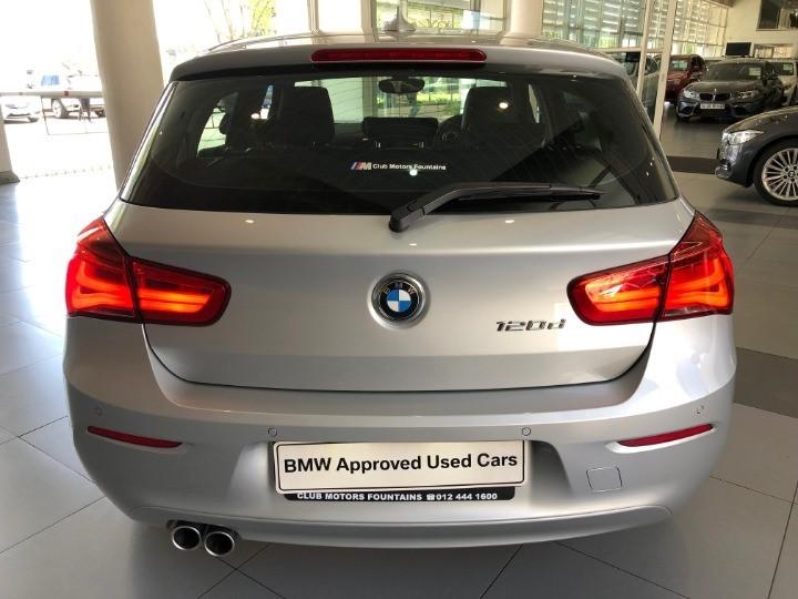 2019 BMW 120d 5DR A/T (F20)