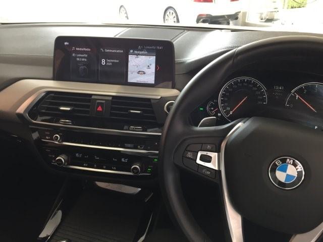 2017 BMW X3 xDRIVE 30i LUXURY LINE (G01)