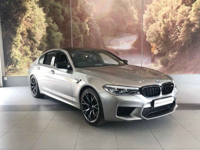 2019 BMW M5 M-DCT COMPETITION (F90)