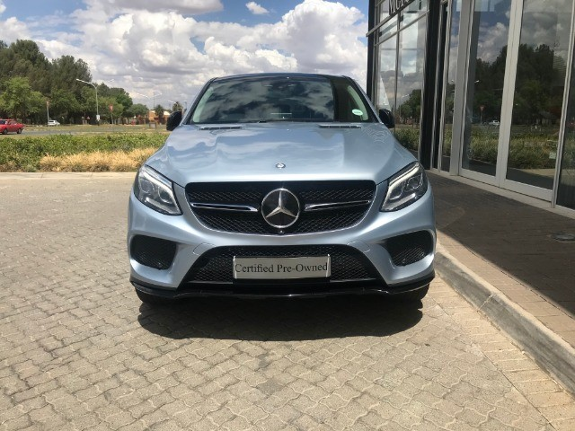 2015 MERCEDES-BENZ GLE COUPE 350d 4MATIC