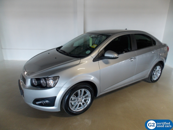 CHEVROLET SONIC 1.6 LS A/T