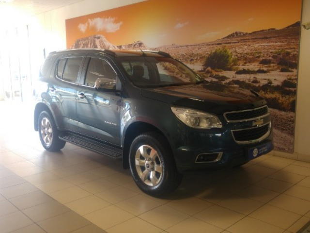 CHEVROLET TRAILBLAZER 2.8 LTZ A/T (2012-10) - (2017-3)