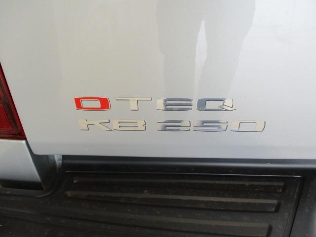 2018 ISUZU KB 250 D-TEQ HO HI RIDER P/U D/C