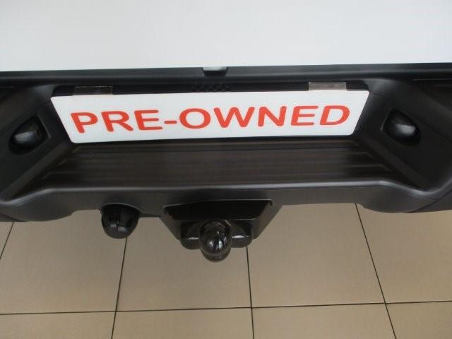 2019 ISUZU D-MAX 250 HO HI-RIDER E/CAB P/U