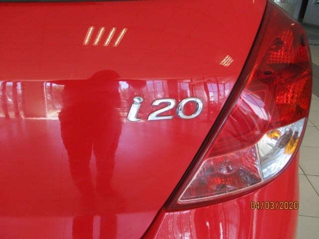 2012 HYUNDAI i20 1.4
