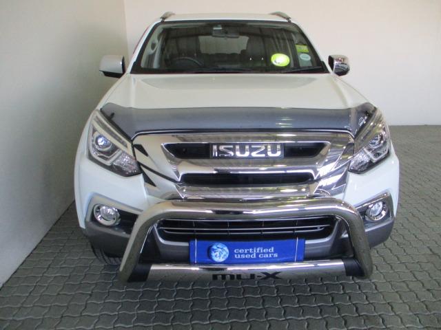 2018 ISUZU MU-X 3.0D 4X4 A/T