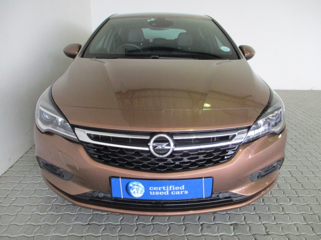 2017 OPEL ASTRA 1.6T SPORT (5DR)