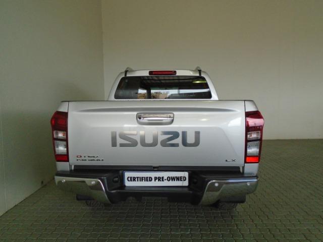 2017 ISUZU KB 300 D-TEQ LX A/T P/U D/C