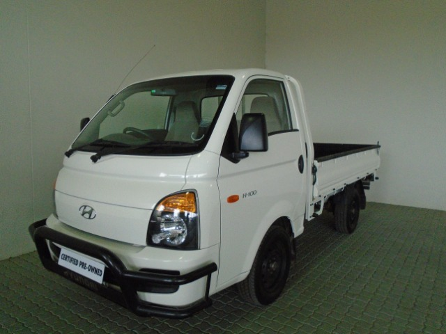 2017 HYUNDAI H100 2.6D A/C F/C D/S