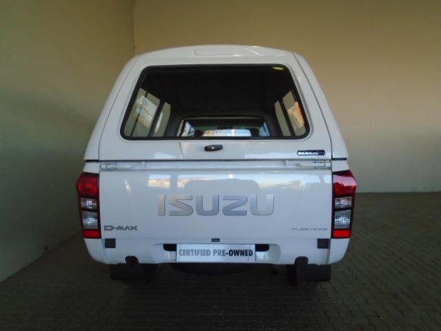 2019 ISUZU D-MAX 250 HO FLEETSIDE SAFETY S/C P/U