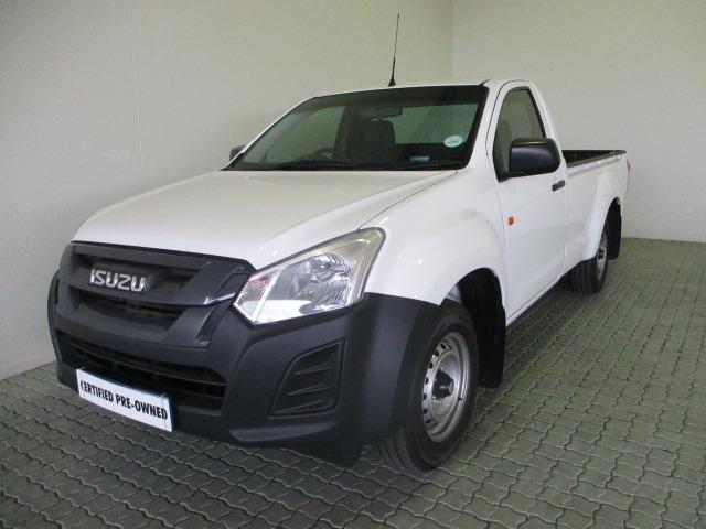 2019 ISUZU D-MAX 250C S/C P/U