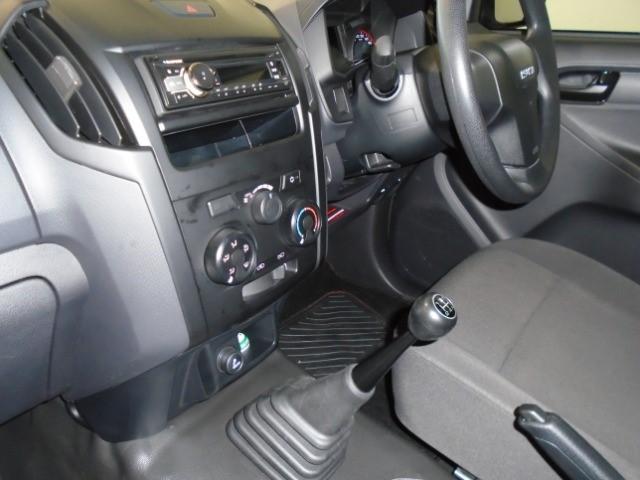 2019 ISUZU D-MAX 250C FLEETSIDE S/C P/U