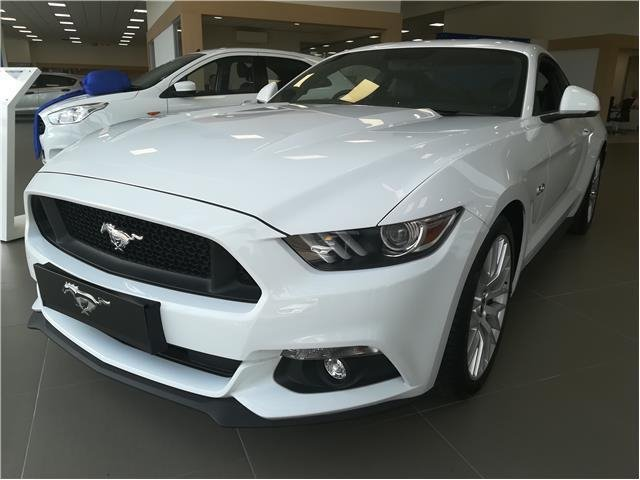 2018 FORD MUSTANG 2.3 ECOBOOST A/T