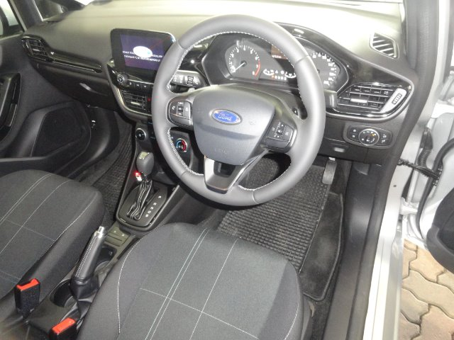2018 FORD FIESTA 1.0 ECOBOOST TREND 5DR A/T