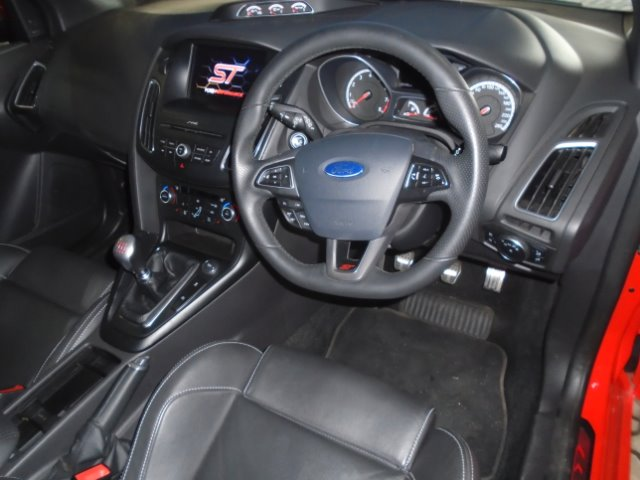 2018 FORD FOCUS 2.0 ECOBOOST ST3