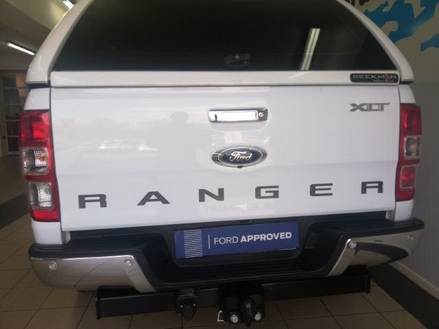 2019 FORD RANGER 3.2TDCi XLT P/U D/C
