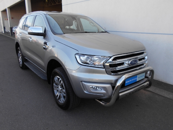 FORD EVEREST 3.2 XLT 4X4 A/T