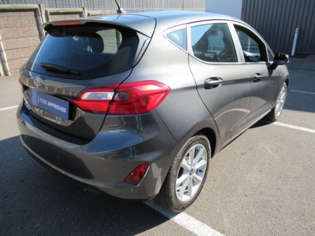 2019 FORD FIESTA 1.5 TDCi TREND 5Dr