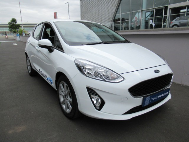 2019 FORD FIESTA 1.0 ECOBOOST TREND 5DR