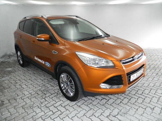 FORD KUGA 1.5 ECOBOOST TREND A/T