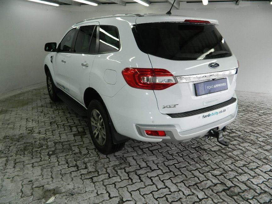 2019 FORD EVEREST 3.2 TDCi XLT 4X4 A/T