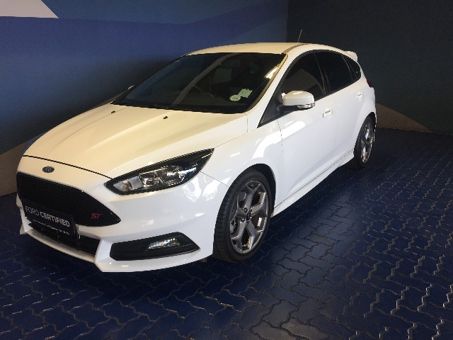 2019 FORD FOCUS 2.0 ECOBOOST ST1