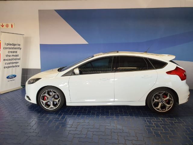 2015 FORD FOCUS 2.0 ECOBOOST ST3