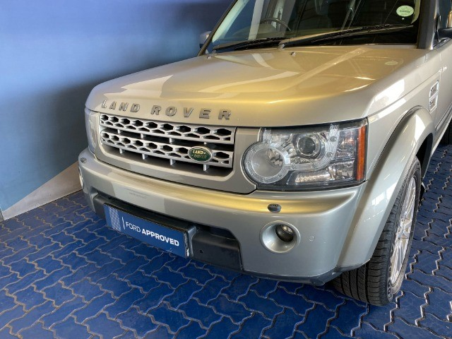 2010 LAND ROVER DISCOVERY 4 5.0 V8 HSE
