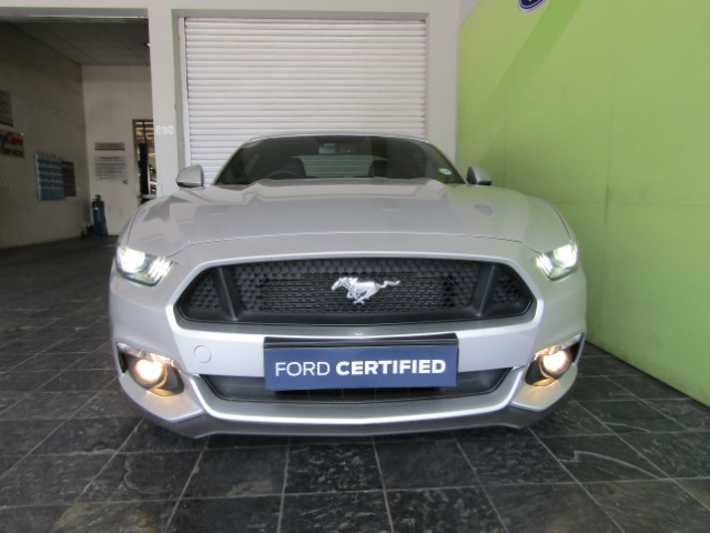 2018 FORD MUSTANG 5.0 GT A/T
