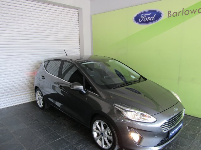 2019 FORD FIESTA 1.0 ECOBOOST TITANIUM A/T 5DR