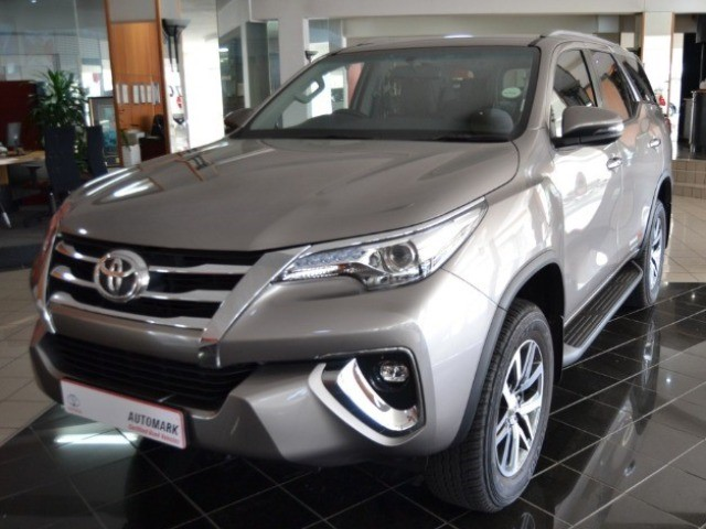 2019 TOYOTA FORTUNER 2.8GD-6 4X4
