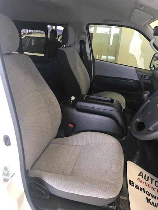 2018 TOYOTA QUANTUM 2.5 D-4D 10 SEAT
