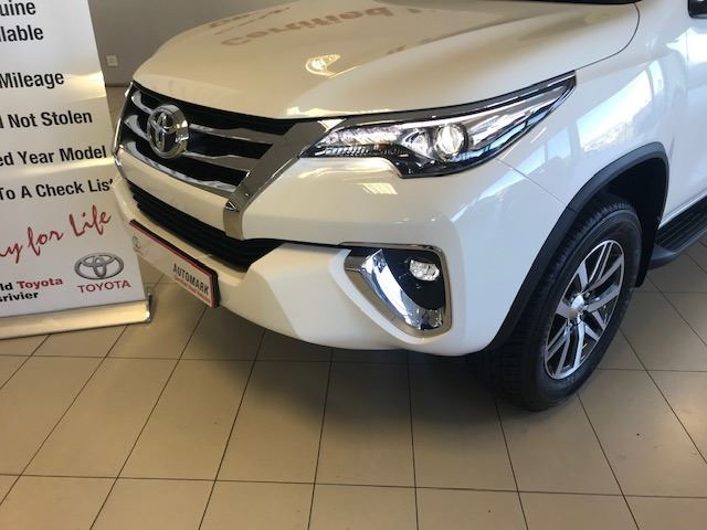 2019 TOYOTA FORTUNER 2.8GD-6 4X4 A/T