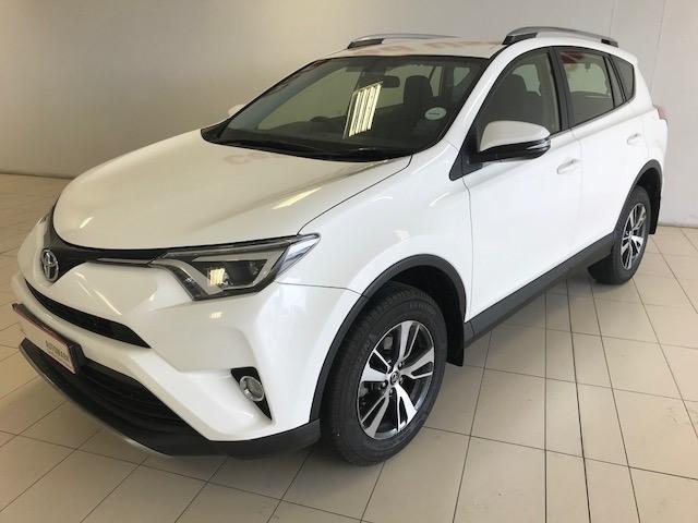 2018 TOYOTA RAV4 2.0 GX A/T
