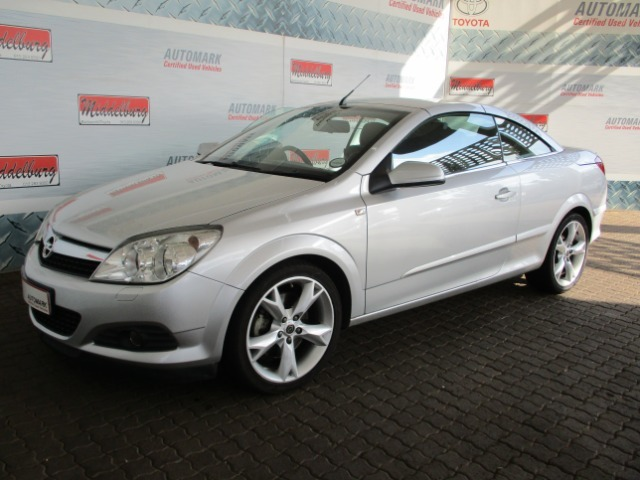 2007 OPEL ASTRA TWINTOP 2.0 TURBO