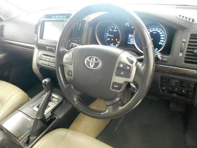 2008 TOYOTA LANDCRUISER 200 V8 TD VX A/T
