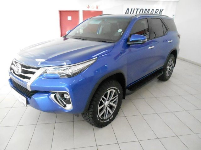 2019 TOYOTA FORTUNER 2.8GD-6 R/B